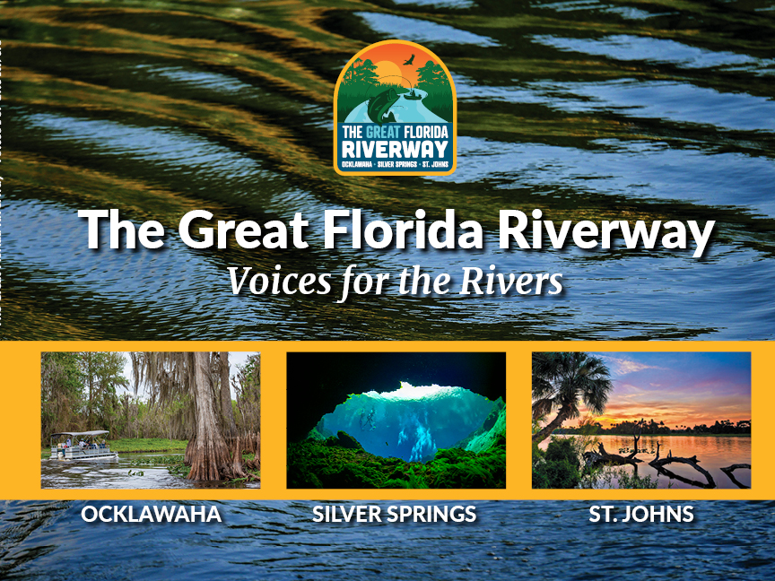 TGFW Voices for the River Cover