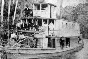 historic steamboat trail